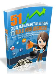 social media marketing methods ebook