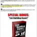 buyer traffic sales funnel plr videos