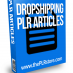 dropshipping plr articles
