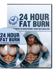 24 hour fat burn ebook and audiobook