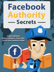 facebook authority secrets ebook