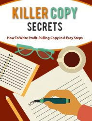killer copy secrets ebook
