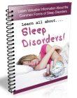 sleep disorders plr autoresponder messages