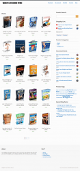 weight loss ecommerce digital products store