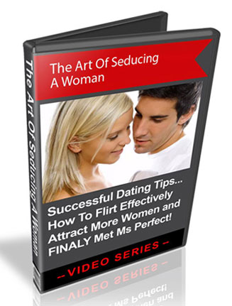 art of seducing a woman plr videos