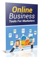 online business tools plr report