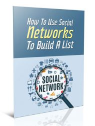 using social media to build email list plr report using social media to build email list plr report Using Social Media To Build Email List PLR Report using social media to build email list plr report 190x250