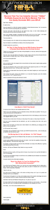 keyword research plr software