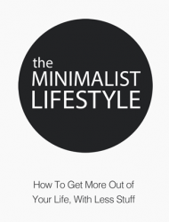minimalist lifestyle ebook and videos