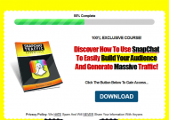 private label rights Private Label Rights and PLR Products snapchat traffic report squeeze page