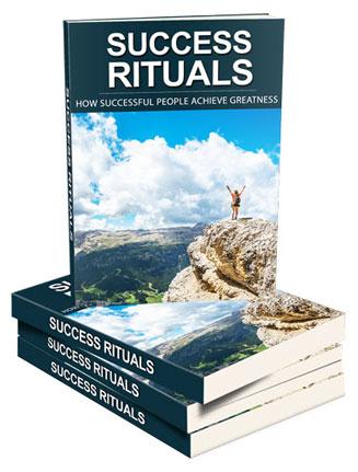 success rituals ebook and videos Success Rituals Ebook and Videos with Master Resale Rights success rituals ebook and videos