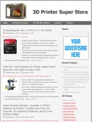 3d printer plr amazon store