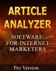 article analyzer plr software article analyzer plr software Article Analyzer PLR Software with Private Label Rights article analyzer plr software 110x140