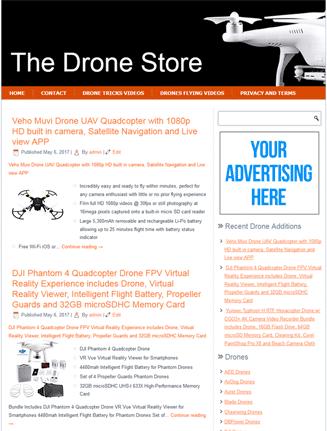 drones plr amazon store website drones plr amazon store Drones PLR Amazon Store Website with Private Label Rights drones plr amazon store website