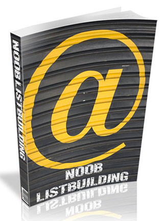 noob list building plr ebook