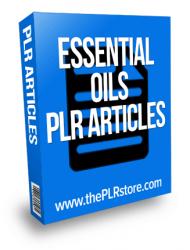 essential oils plr articles essential oils plr articles Essential Oils PLR Articles with Private Label Rights essential oils plr articles 1 190x250