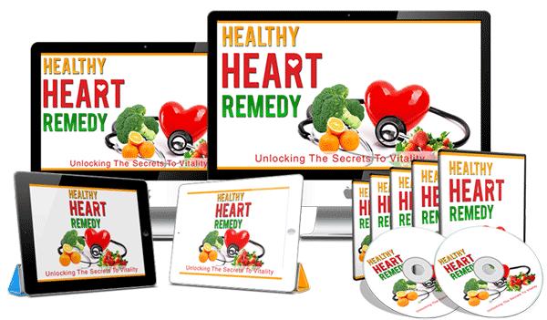 healthy heart ebook and videos