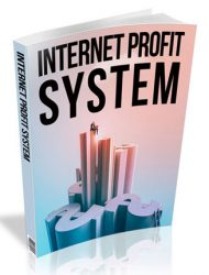 internet profit system plr ebook internet profit system plr ebook Internet Profit System PLR Ebook with Private Label Rights internet profit system plr ebook 190x250