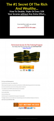 private label rights Private Label Rights and PLR Products wealth creation blueprint ebook and videos salespage