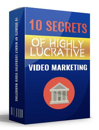 secrets of video marketing ebook