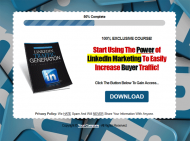 private label rights Private Label Rights and PLR Products linkedin traffic lead generation report and videos squeeze page 190x141