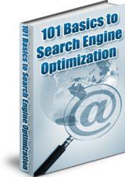 101BAScover  101 Basics to Search Engine Optimization PLR eBook 101BAScover 176x250