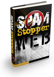 2  Spam Stoppers Audio PLR with Transcripts 2 176x250