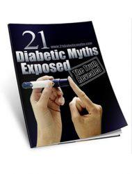 diabetic myths exposed plr report
