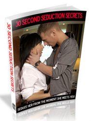 30 second seduction plr list building 30 second seduction plr list building 30 Second Seduction PLR List Building Package and Autoresponders 30 second seduction plr list building 190x250