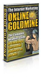 3D  Internet Marketing Goldmine PLR eBook 3D 135x250