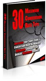 30 Maximum PLR Conversion Rate Tips 3D 30