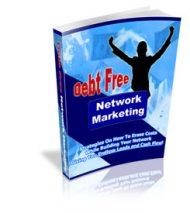 3D-DebtFree  Debt Free Network Marketing PLR 3D DebtFree 190x213