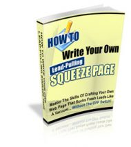 3D-LeadPullingSQPage  How to Write Lead-Pulling Squeeze Pages PLR 3D LeadPullingSQPage 190x213