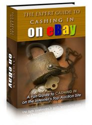 3D-eBay  Cashing In on Ebay PLR eBook 3D eBay 184x250