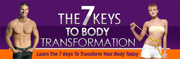 7 keys to body transformation plr ebook