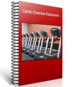 Cardio Exercise Equipment PLR Ebook