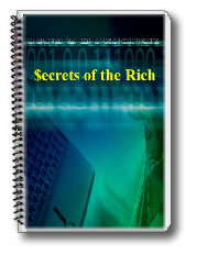 Secrets_of_the_Richcover  Secrets of the Rich PLR eBook Secrets of the Richcover