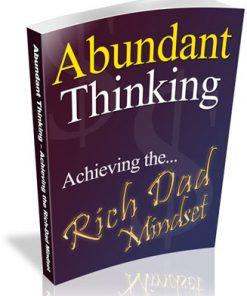 abundant thinking plr ebook