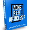 Acne 2 PLR Articles