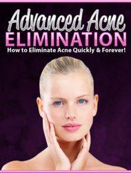 Advanced Acne Elimination PLR Ebook