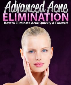 Advanced Acne Elimination PLR Ebook