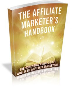 Affiliate Marketer's Handbook PLR Ebook