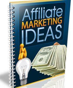 affiliate marketing ideas plr ebook