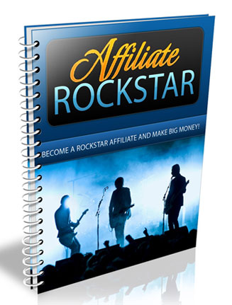 affiliate marketing rockstar plr ebook