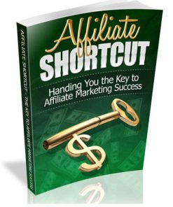 affiliate shortcut plr ebook