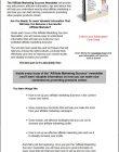 affiliate-marketing-success-plr-ar-series-squeeze-page
