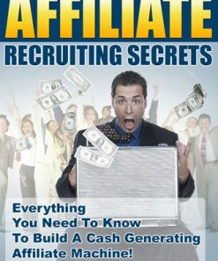 affiliate recruiting secrets plr ebook