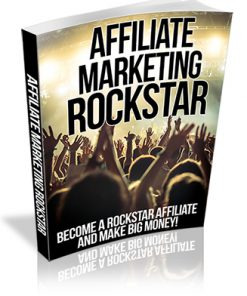 Affiliate Marketing Rockstar PLR Ebook