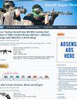 Airsoft PLR Amazon Store Website Pre-loaded airsoft plr amazon store website main 110x140