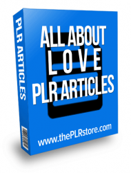 all about love plr articles all about love plr articles All About Love PLR Articles Private Label Rights all about love plr articles 190x250